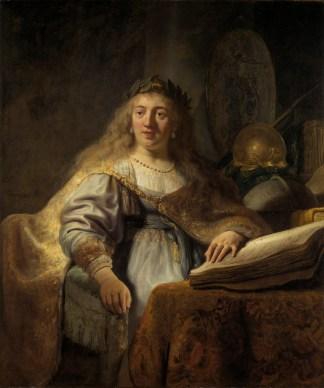 RR-107-Rembrandt_van_Rijn-Minerva_in_Her_Study