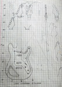Plano guitarra