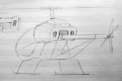 Diseño de cabina de CH-9