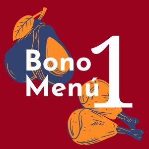 Sentidos Gastrobar Bono menú de 1 semana