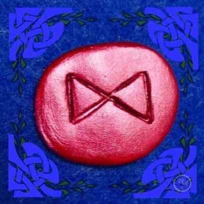 Dagaz Rune Stone Meaning