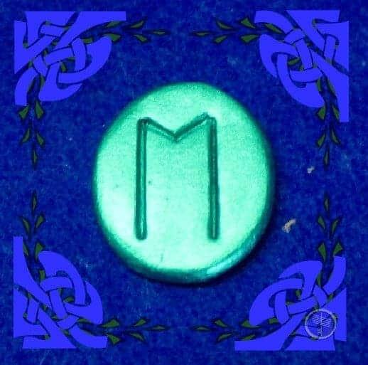 Ehwaz Rune Stone Meaning