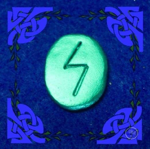 Sowilo Rune Stone Meaning