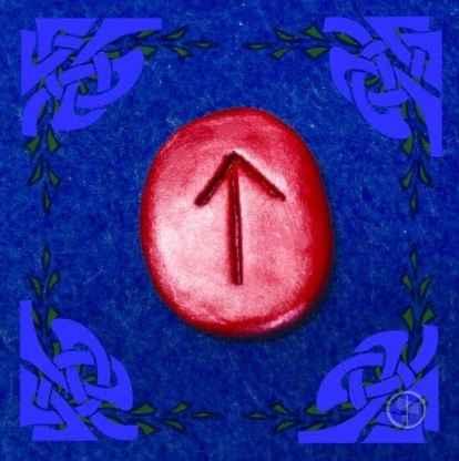 Tiwaz Rune Stone Meaning