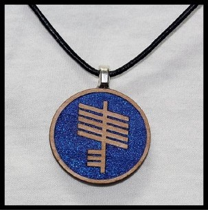ogham amulet of protection
