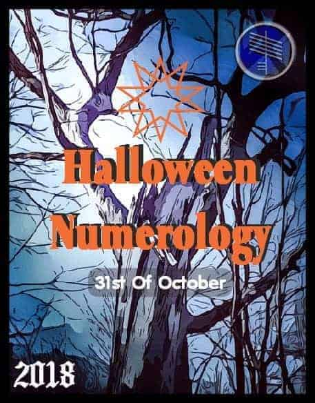 Halloween Numerology 2018