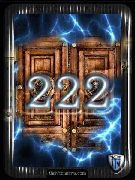 222 spiritual meaning