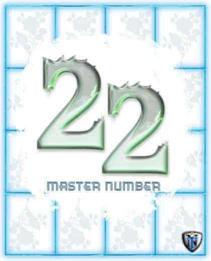 22 Master Number meaning
