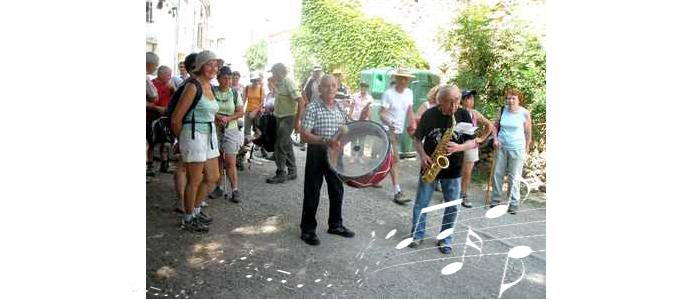 Chanson du sentier - Paroles et Musique