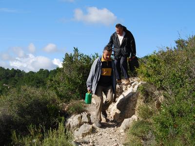 Sentier Francis Lastenouse - Travaux 30.10.13 - 18