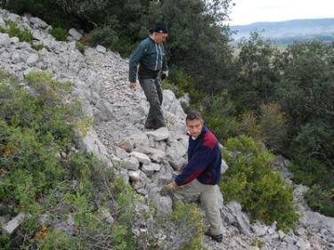 Sentier Francis Lastenouse -Travaux du 30 octobre 2012 (9)