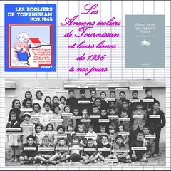Nouveau : un DVD sur l'histoire des livres des anciens écoliers de 1936 à nos jours !
