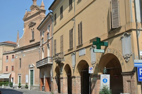 Bagnacavallo, Via Mazzini