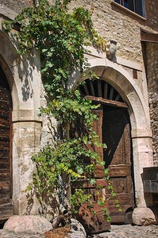 Meride, il centro storico