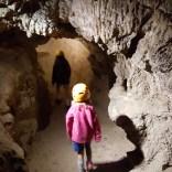Passeggiando nelle grotte