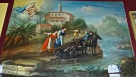 Storie di un tempo; ex voto alla Madonna del Sasso