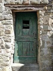 Antica porta di seccatoio