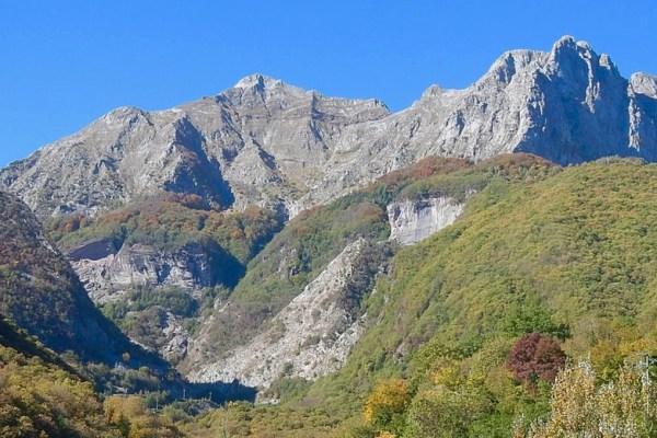 L'oasi di Campocatino e l'Eremo di San Viano, a casa del Buffardello
