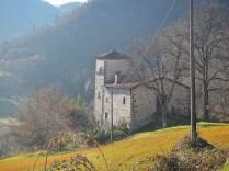 La campagna delle colline bolognesi