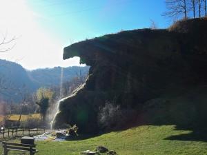 """il """"becco"""" della cascata"""
