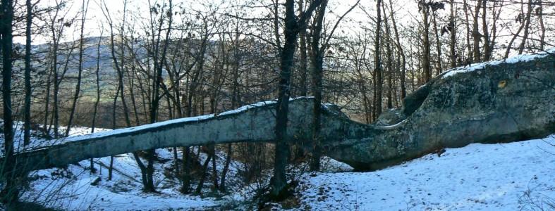 il Ponte d'Ercole o Ponte del Diavolo