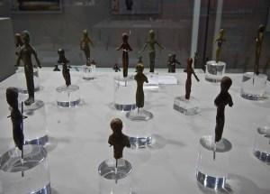 I bronzetti votivi del lago conservati al Museo Archeologico del Casentino, a Bibbiena