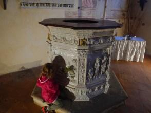Le ceramiche invetriate dei Della Robbia