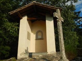 La cappella del Masso del Diavolo