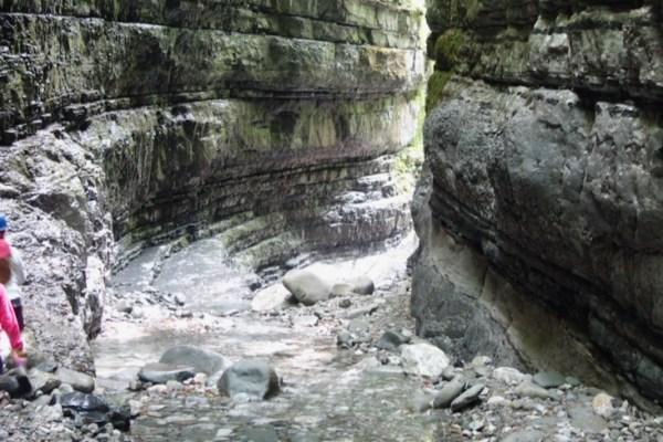 Una escursione leggendaria: l'Orrido di Botri