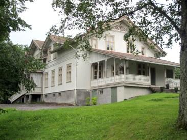 Herskapshuset Nor på Kongsvinger