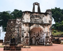 Melaka - Formosa fortress 3