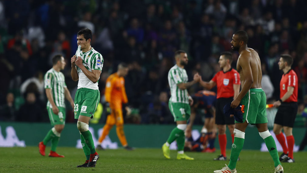 EL BETIS TIRA POR LA BORDA MEDIA FINAL