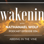 AWAKENING EPISODE 034: ABIDING IN THE VINE