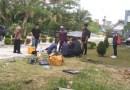 Tim ahli KPK Periksa Bangunan Gedung VIP RSU HAMS