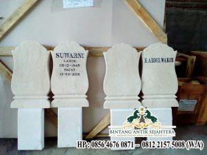Nisan Makam Marmer
