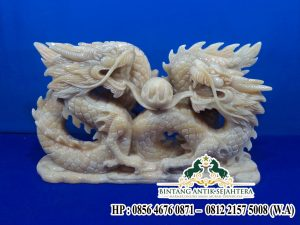 Jual Patung Marmer Onyx Sedia Patung Naga Marmer