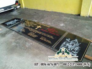 Harga Bongpay Kuburan Granit Hitam