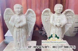 Ukuran Patung Malaikat Kecil, Harga Patung Marmer