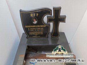Desain Makam Kristen