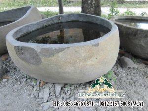 Jual Bathub Batu Kali Bak Mandi Batu Alam