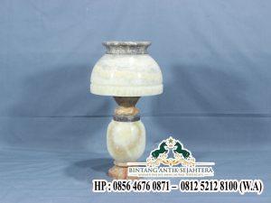 Kerajinan Kap Lampu Marmer   Model Kap Lampu Minimalis Antik