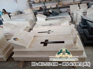 Makam Batu Marmer 2 Tingkat, Contoh Makam Keramik Marmer