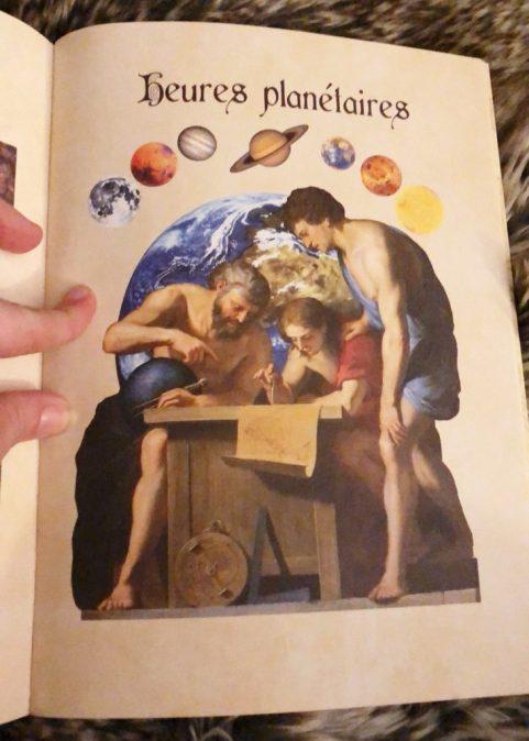 L'Almanach des sorcières - extrait