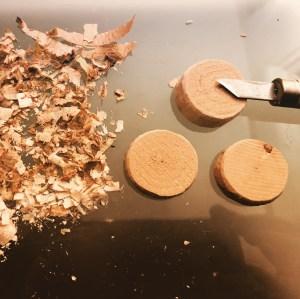 Travail des Runes - Coupe ©Sentulia