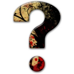 question mark, sondaggio