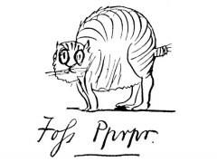 edward lear, foss, giornata del gatto