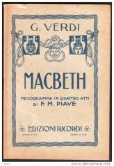 giuseppe verdi, macbeth, shakespeare, francesco maria piave, andrea maffei, marianna barbieri-nini, carlo varese