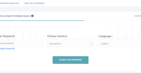 Exploring SERPED.net's Keyword Research Tool