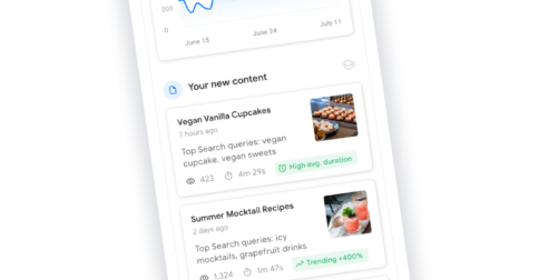 Google Releases Search Console Insights for Publishers and