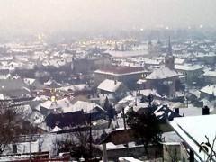 Pécs, tél, Mecsek